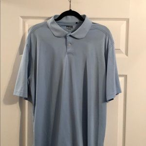Men's Ping Golf Shirt, XL, Blue,